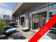Yaletown Condo for sale:  2 bedroom 1,108 sq.ft. (Listed 2012-08-27)